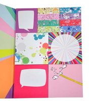 Rico Design Sticky Notes Buch idee 13 Designs