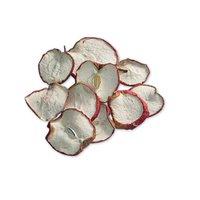Apfelscheibe rot 4-6cm 8 Stück