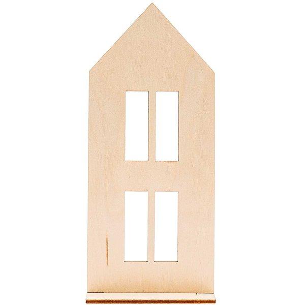 Made by Me Steckfiguren historische Stadthäuser 2 Stück