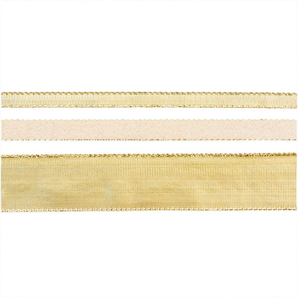 Paper Poetry Metallicband gold 3m