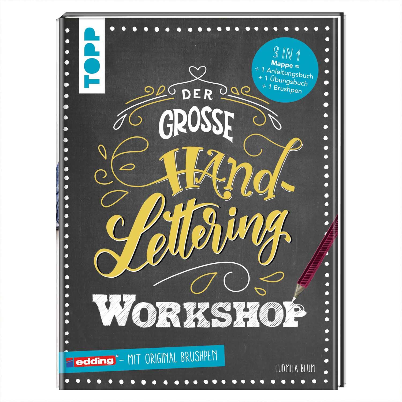 TOPP Der Große Handlettering Workshop Günstig Online Kaufen