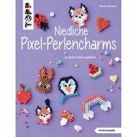 TOPP Niedliche Pixel-Perlencharms
