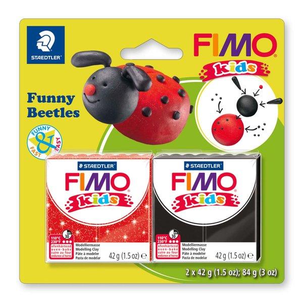Staedtler FIMO kids Funny Beetles