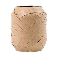 GOLDINA Packpapier-Ringelband hellbraun 10mm 15m