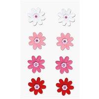Paper Poetry Filzsticker Blumen 1 rosa