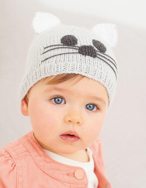 Babymütze Stricken Gratis Anleitung Selber Verwenden