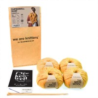 We are Knitters Clerkenwell Scarf Strickset