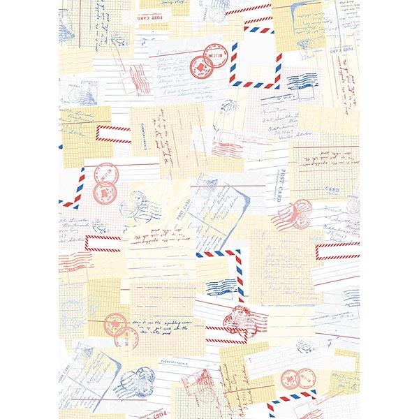 Rico Design Paper Patch Papier internationale Post 30x42cm