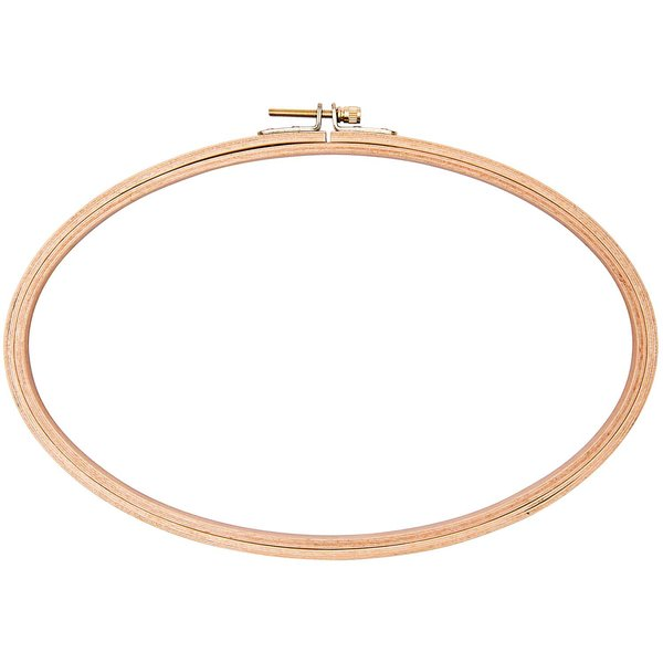 Rico Design Stickring oval 19,5x29,7cm