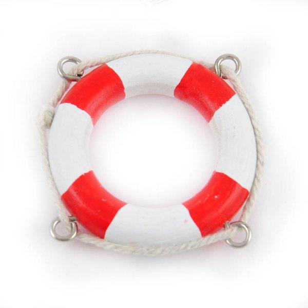 Rettungsring Rot Weiss Holz 5cm Gunstig Online Kaufen