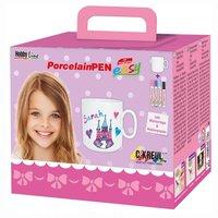 KREUL Porzellanmal Set für Mädchen 7teilig