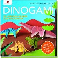 Christophorus Verlag Dinogami- 25 Lieblings-Saurier zum Nachfalten
