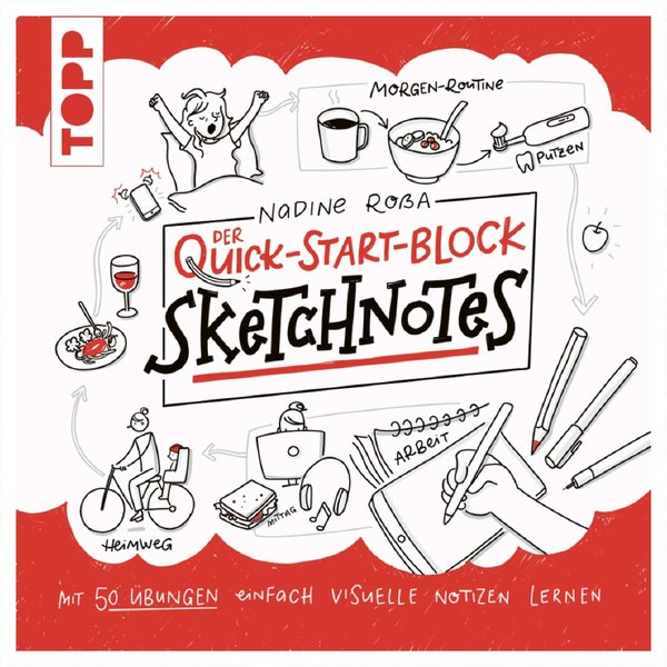 TOPP Sketchnotes Quicks-Start-Block