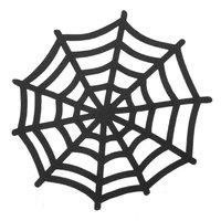 Tischdeko Spinnennetz 40cm