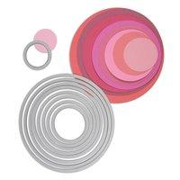 Sizzix Framelits Die Set Circles