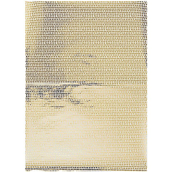 Rico Design Paper Patch Papier Dots gold 30x42cm Hot Foil