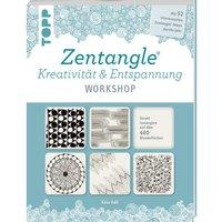 TOPP Das Zentangle Arbeitsbuch 2015