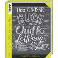 TOPP Das große Buch des Chalk-Lettering