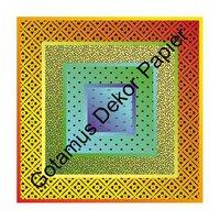Nice Papers Origami Papier Muster Mix 15x15cm 62 Blatt
