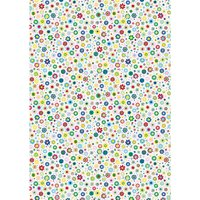 HEYDA Fotokarton Miniblumen 50x70cm 300g/m²