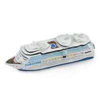 Kreuzfahrtschiff Sunshine 12,5cm