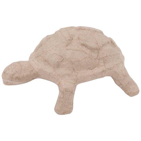 Rico Design Pappmaché Schildkröte groß 15x6,5x11,5cm
