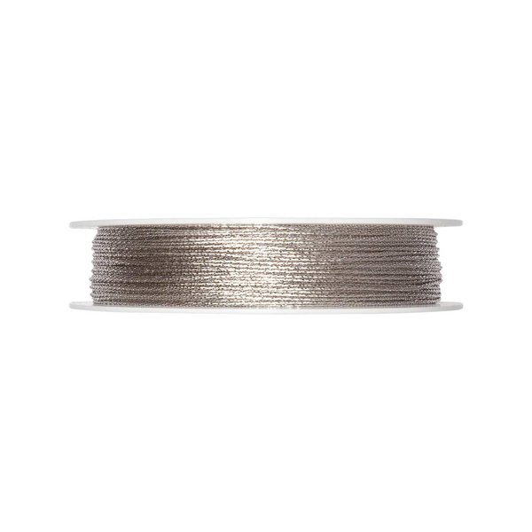 Kordel silber 1mm 30m
