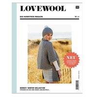 Rico Design Lovewool Nr.1 Handstrickmagazin Herbst-Winter 2015-2016