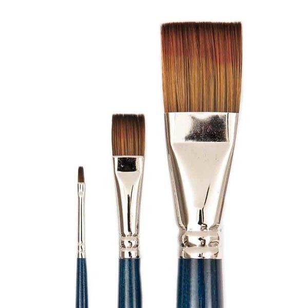 Rico Design Pinsel Art School Acryl Synthetic flach