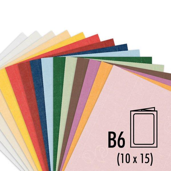 Artoz Passepartout-Karte Serie 1001 B6 220g/m² 3 Stück rechteckig