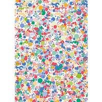 Rico Design Paper Patch Papier Farbklekse mehrfarbig 30x42cm