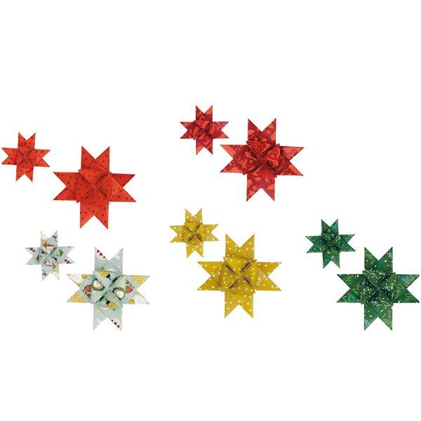 Paper Poetry Fröbelstreifen Nostalgic Christmas classic 40 Stück