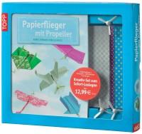 """""""Kreativ-Set: Papierflieger mit Propeller"""" von Christian Sai"""