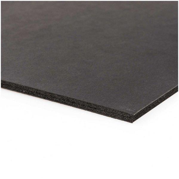 Rico Design Foamboard schwarz 50x70cm 5mm
