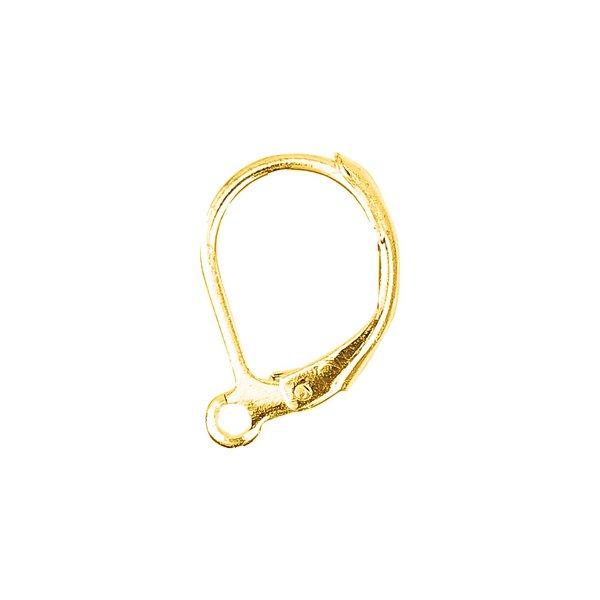 Jewellery Made by Me Brisur gold 15mm 2 Stück
