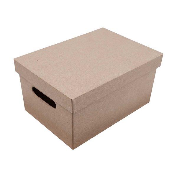Rico Design Stapelbox natur 26x18,5x13cm