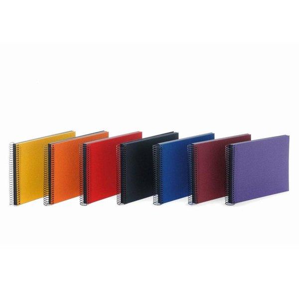 goldbuch Spiralalbum 23x17cm Leinen 40 Seiten