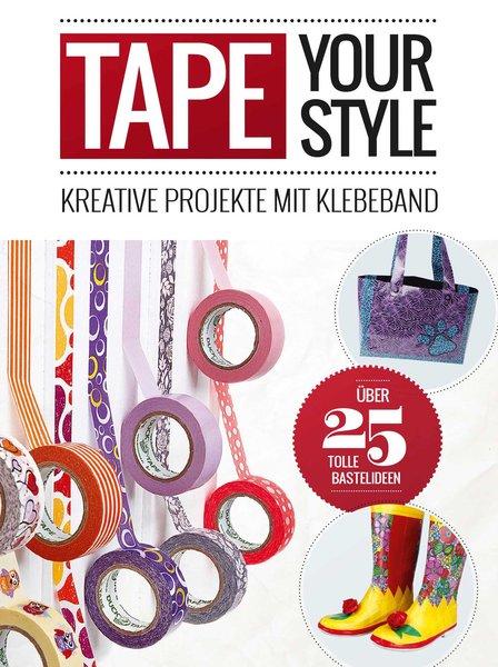 DuckTape - Tape your Style mit Klebebände