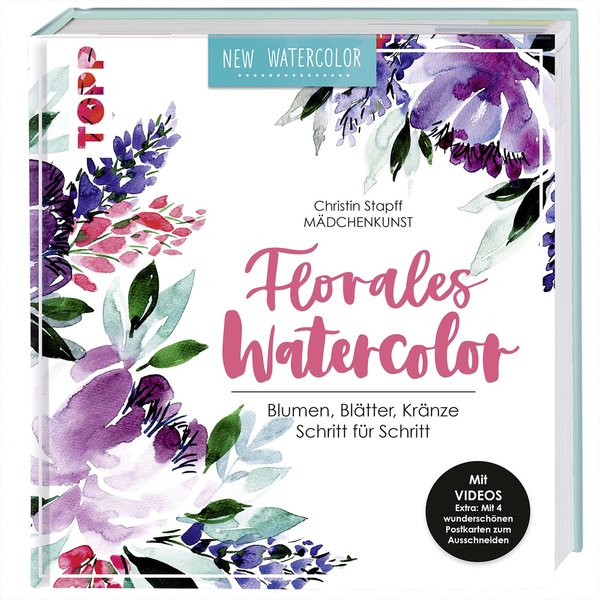 TOPP Florales Watercolor