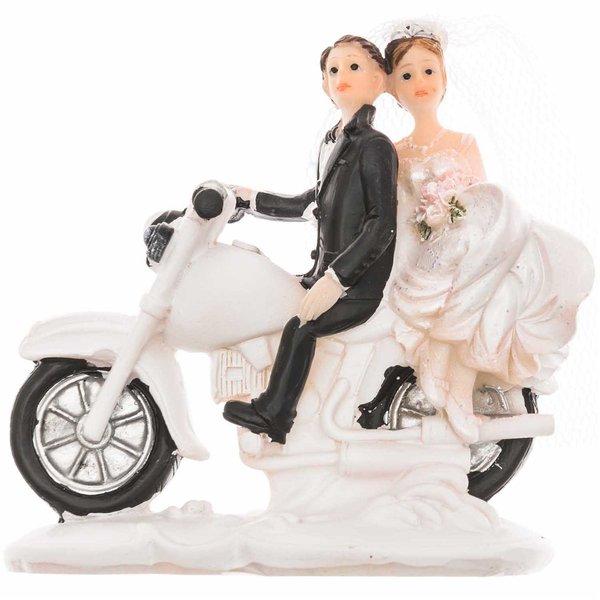 Brautpaar Auf Motorrad 8cm Gunstig Online Kaufen