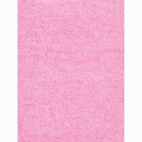 décopatch Papier crackle rosa 3 Bogen