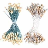 Rico Design Blütenstempel 6cm 100 Stück