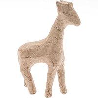 Rico Design Pappmaché Giraffe 10,5x16x3,5cm
