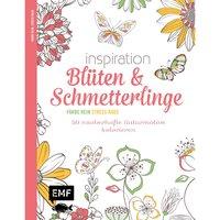 EMF Inspiration Blüten und Schmetterlinge