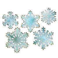 Sizzix Thinlits Die Set Paper Snowflakes by Tim Holtz