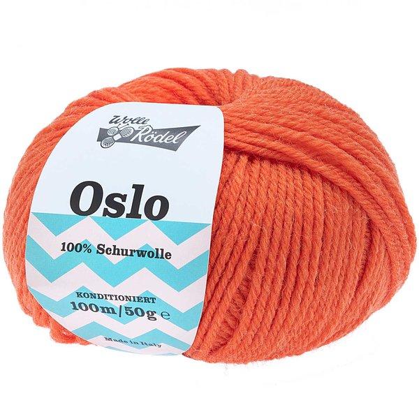 Wolle Rödel Oslo 50g 100m