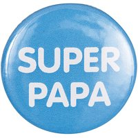 Jewellery Made by Me Button Super Papa