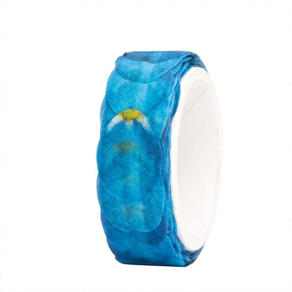 Rico Design Flower Washi Tape Vergissmeinnicht
