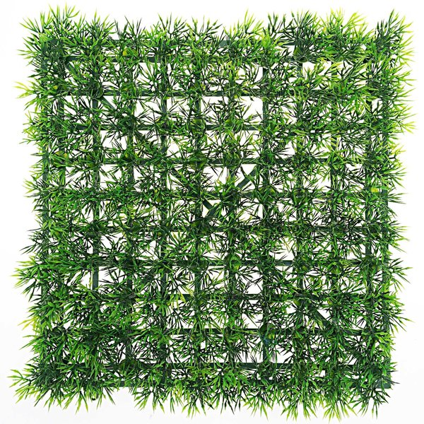 Grasmatte grün 25x25cm