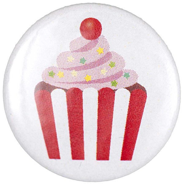 Jewellery Made by Me Button Cupcake